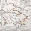 愛知の130山 No.17 物見山の山頂位置