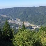 愛知の130山 No.59 夏焼城ヶ山(大井平公園~馬野コース周回)